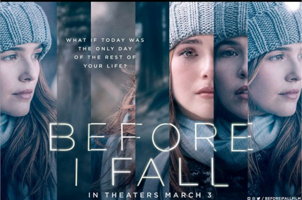 Lauren Oliver's YA hit, Before I Fall, Hits the Silver Screen  Is it