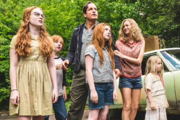 actors in movie version of The Glass Castle