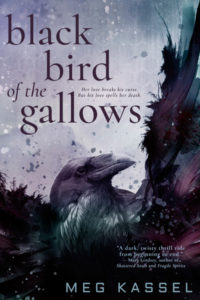book cover of Black Bird of the Gallows