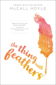 The Thing With Feathers book cover