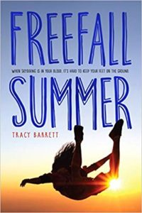 Freefall Summer book cover